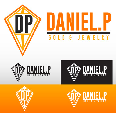 Daniel.P A Logo, Monogram, or Icon  Draft # 681 by bebestbrand