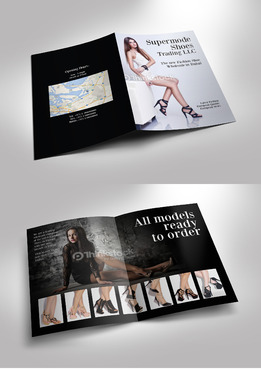Supermode shoes Marketing collateral  Draft # 25 by jameelbukhari