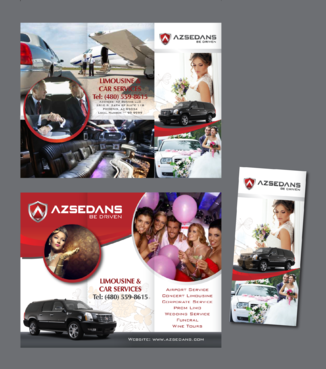 AZ SEDANS BROCHURES Marketing collateral  Draft # 12 by inovatedesign