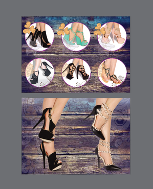 Supermode shoes Marketing collateral  Draft # 30 by inovatedesign