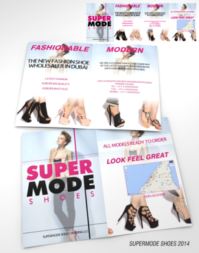 Supermode shoes Marketing collateral  Draft # 40 by thebullet