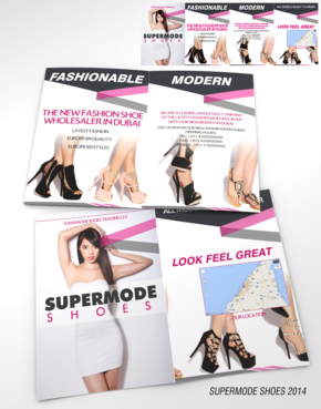 Supermode shoes Marketing collateral  Draft # 41 by thebullet