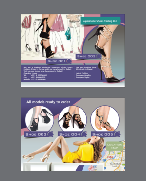 Supermode shoes Marketing collateral  Draft # 64 by inovatedesign