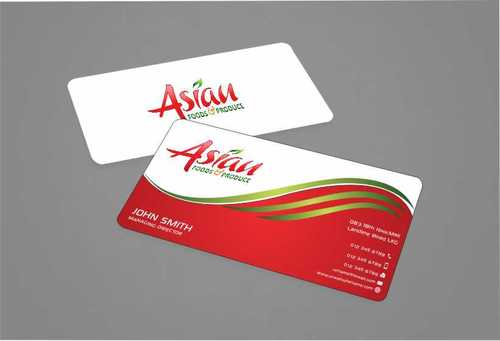 Asian Foods & Produce Distributors, Inc. Business Cards and Stationery  Draft # 325 by Dawson