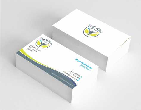 Nutrition Referee Business Cards and Stationery  Draft # 176 by Dawson