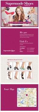 Supermode shoes Marketing collateral  Draft # 70 by sikamcoy222