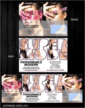 Supermode shoes Marketing collateral  Draft # 72 by thebullet