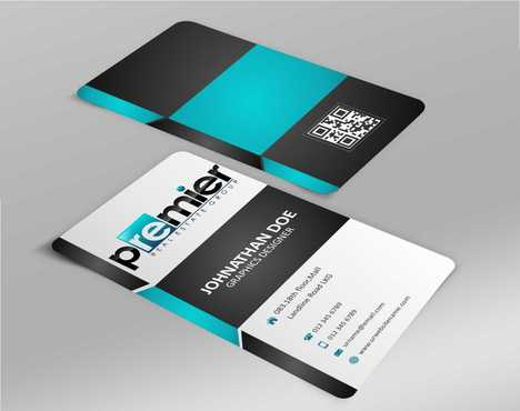 Premier Real Estate Group Business Cards and Stationery  Draft # 123 by Dawson