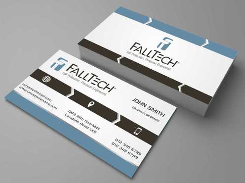 For construction and Industrial Safety  Business Cards and Stationery  Draft # 88 by Dawson