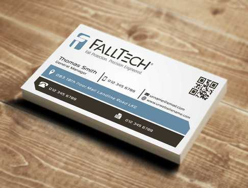 For construction and Industrial Safety  Business Cards and Stationery  Draft # 94 by Dawson