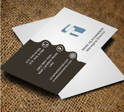 For construction and Industrial Safety  Business Cards and Stationery  Draft # 96 by Dawson