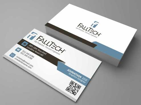 For construction and Industrial Safety  Business Cards and Stationery  Draft # 127 by Dawson