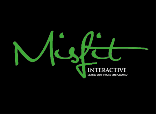 Misfit Interactive A Logo, Monogram, or Icon  Draft # 1 by vishi