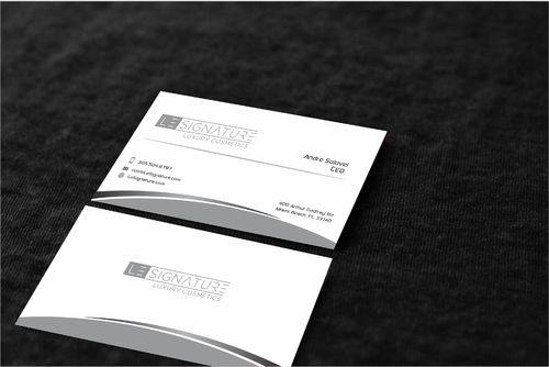 Modern, Luxurious Business Cards and Stationery Winning Design by Dawson