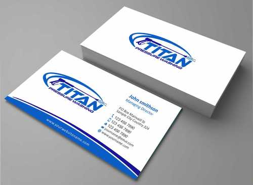Commercial and Residential Business Cards and Stationery  Draft # 160 by Dawson