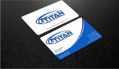 Commercial and Residential Business Cards and Stationery  Draft # 189 by Dawson