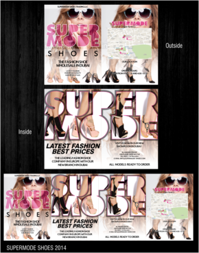 Supermode shoes Marketing collateral  Draft # 96 by thebullet