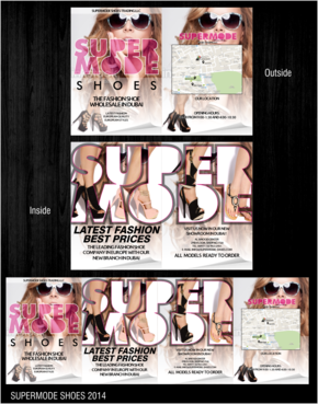 Supermode shoes Marketing collateral  Draft # 98 by thebullet