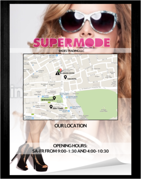 Supermode shoes Marketing collateral  Draft # 101 by thebullet