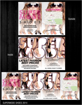 Supermode shoes Marketing collateral  Draft # 102 by thebullet