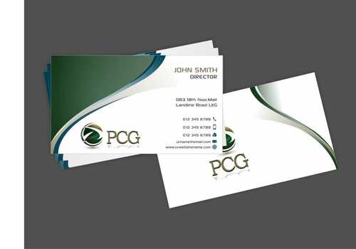 PCG Cards Business Cards and Stationery  Draft # 287 by Dawson
