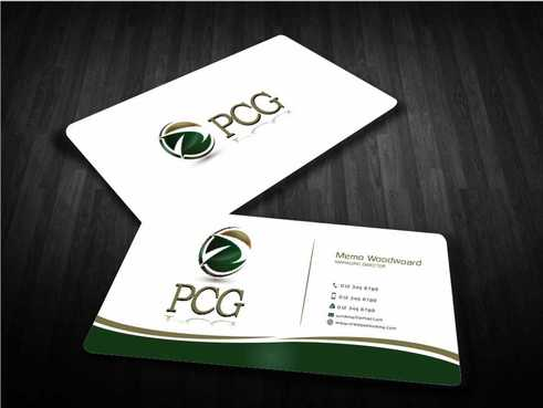 PCG Cards Business Cards and Stationery  Draft # 295 by Dawson