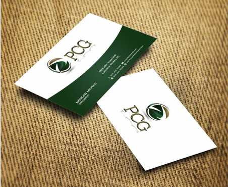 PCG Cards Business Cards and Stationery  Draft # 299 by Dawson