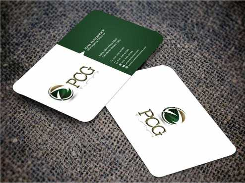 PCG Cards Business Cards and Stationery  Draft # 300 by Dawson