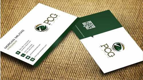 PCG Cards Business Cards and Stationery  Draft # 302 by Dawson