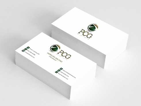 PCG Cards Business Cards and Stationery  Draft # 304 by Dawson