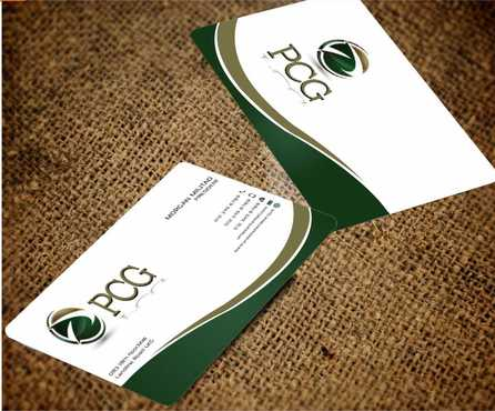 PCG Cards Business Cards and Stationery  Draft # 305 by Dawson