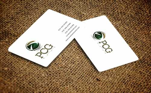 PCG Cards Business Cards and Stationery  Draft # 311 by Dawson