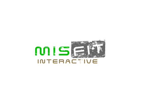 Misfit Interactive A Logo, Monogram, or Icon  Draft # 57 by pivotal