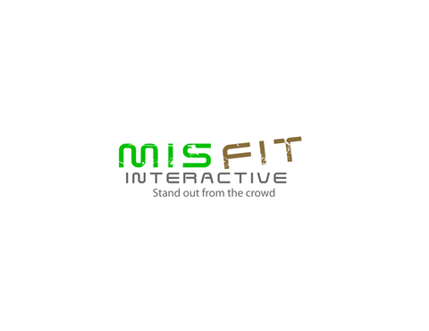 Misfit Interactive A Logo, Monogram, or Icon  Draft # 59 by pivotal