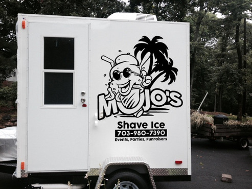 MoJo's Shave Ice Other  Draft # 25 by myhands