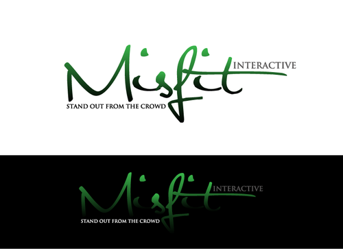 Misfit Interactive A Logo, Monogram, or Icon  Draft # 67 by JohnAlber