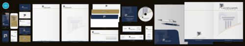Cacciola & Weil  Business Cards and Stationery Winning Design by aheadpoint