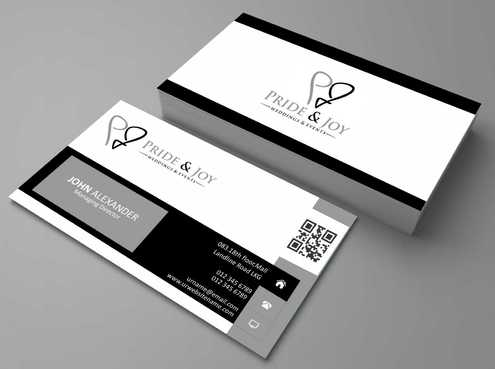 Pride & Joy Business Cards and Stationery  Draft # 76 by Dawson