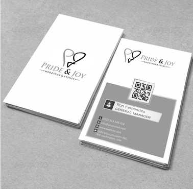Pride & Joy Business Cards and Stationery  Draft # 77 by Dawson