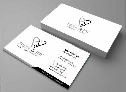 Pride & Joy Business Cards and Stationery  Draft # 98 by Dawson