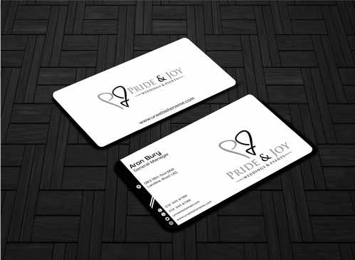 Pride & Joy Business Cards and Stationery  Draft # 104 by Dawson