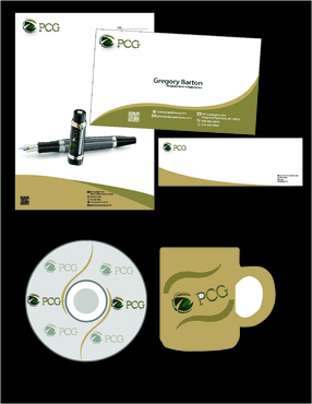 PCG Cards Business Cards and Stationery  Draft # 546 by sarmadshaikh