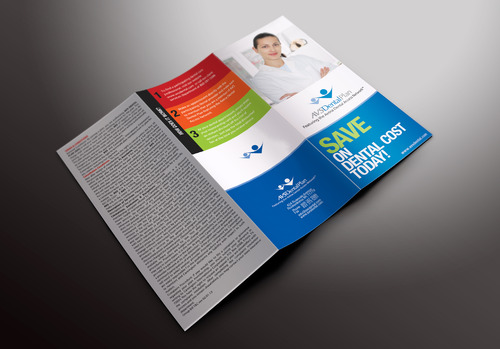 AVS Dental Plan Marketing collateral  Draft # 20 by Kr8ivedesign