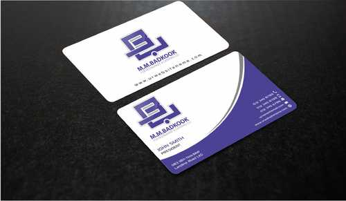 M.M.Badkook for Restaurant & Catering Co. Business Cards and Stationery  Draft # 169 by Dawson