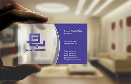 M.M.Badkook for Restaurant & Catering Co. Business Cards and Stationery  Draft # 170 by Dawson