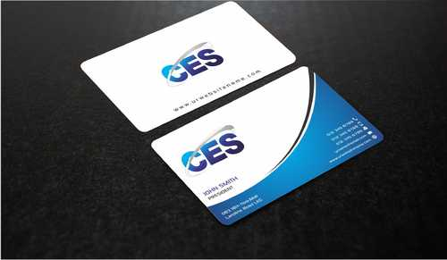CES and 3D Environmental Business Cards and Stationery  Draft # 136 by Dawson