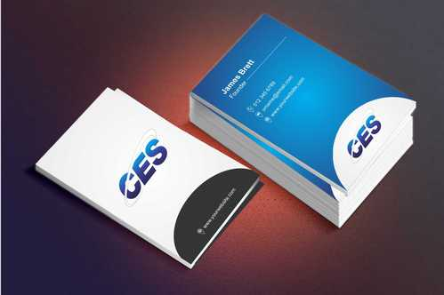 CES and 3D Environmental Business Cards and Stationery  Draft # 139 by Dawson