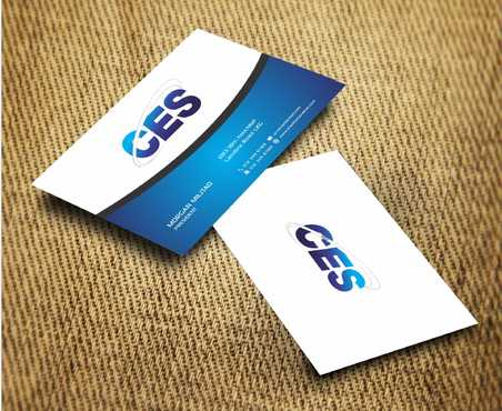 CES and 3D Environmental Business Cards and Stationery  Draft # 146 by Dawson