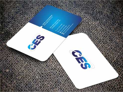 CES and 3D Environmental Business Cards and Stationery  Draft # 148 by Dawson