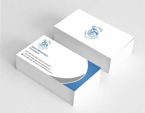 Dolphin Catering Business Cards and Stationery  Draft # 191 by Dawson